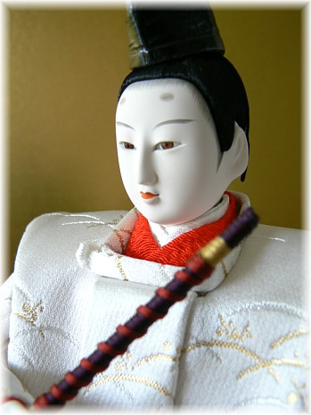 Japanese Pair Dolls Of Imperial Couple Japanese Dolls