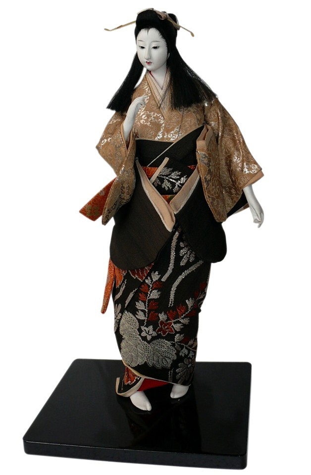 Japanese Antique Long Hair Beauty Doll The Japonic Online Store
