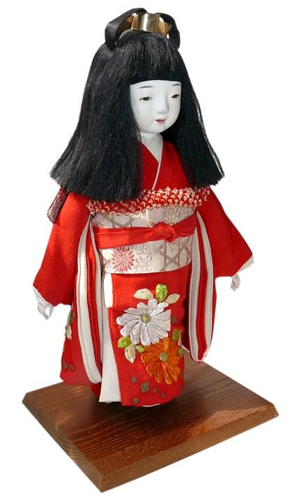 Anese Antique Ichimatsu Doll 1920 S