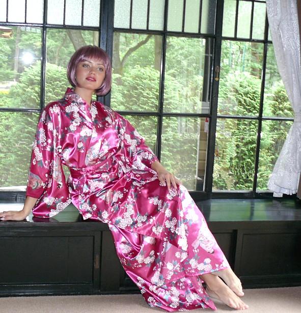 Long Kimonos