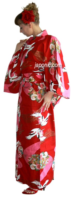 unterschied yukata kimono