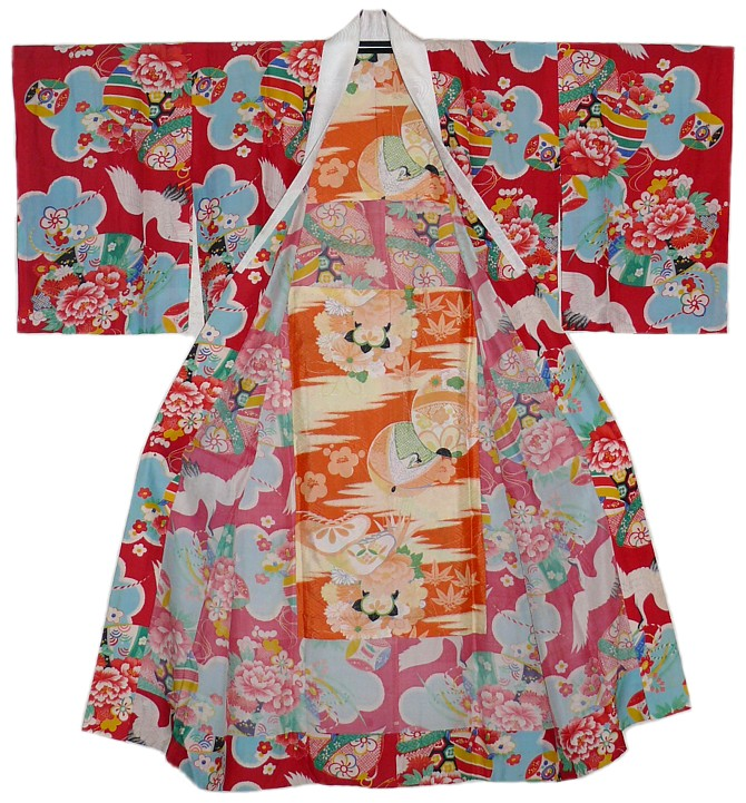 Кимоно — Википедия